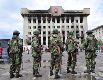 Виновники трагических событий в Улан-Баторе остаются безнаказанными. Фото: TEH ENG KOON/Getty Images