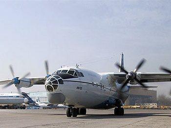В катастрофе самолета  Ан-12 в Конго погибли 19 человек, в том числе пилоты - россияне. Фото с сайта crown-airforce.narod.ru