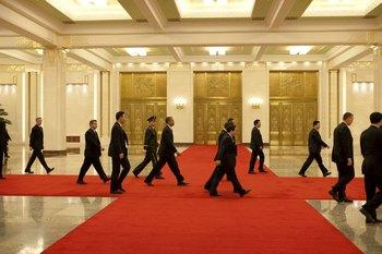 США и Китай вступили в полосу раздора. Фото:  Pete Souza/White House via Getty Images