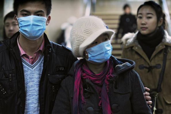 Китай. Фото: PETER PARKS/AFP/Getty Images