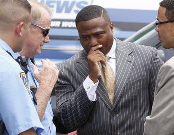 Врач Майкла Джексона ждет предъявления обвинений в связи со смертью поп-звезды. Фото:  Eric Kayne/Getty Images