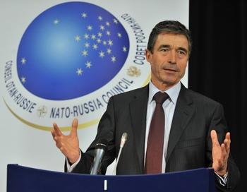 Генсек НАТО: новая военная доктрина РФ вредит отношениям с НАТО. Фото:  GEORGES GOBET/AFP/Getty Images
