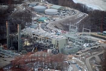 В США на электростанции произошел взрыв. Фото:  Douglas Healey/Getty Images