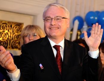 Иво Йосипович - человек с безупречной репутацией. Фото: HRVOJE POLAN/AFP/Getty Images