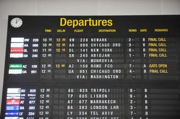 Самолёт Москва-Лондон прервал полёт. Фото: MARC GYSENS/AFP/Getty Images