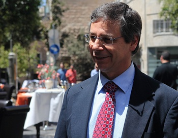 Министр иностранных дел Израиля Данни Аялон. Фото:  Mati Milstein/British Embassy via Getty Images