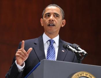 Обама: Мы требуем вернуть наши деньги и мы их получим. Фото:  Ron Sachs-Pool/Getty Images