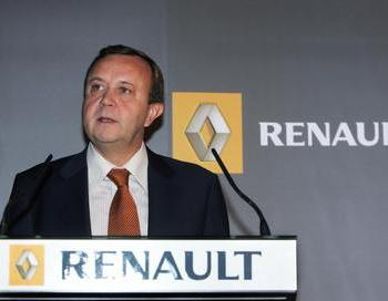 Автоконцерн Renault. Фото:  MEHDI FEDOUACH/AFP/Getty Images