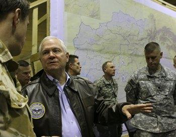 Бундесвер начал наступление в Афганистане. Фото:  Justin Sullivan/Getty Images
