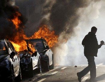 В Нигерии произошли столкновения между христианами и мусульманами. Фото:  FABRICE COFFRINI/AFP/Getty Images