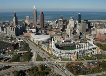Кливленд - самый убогий город в США. Фото с сайта panoramio.com