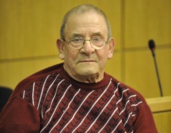 Генрих Боер – бывший эсэсовец. Фото: HENNING KAISER/AFP/Getty Images