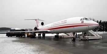 Анджей Бласик командующий ВВС Польши находился в кабине самолета Ту-154 в момент авиакатастрофы. Фото: TOMASZ GZELL/AFP/Getty Images анджей бласик
