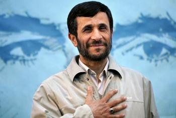 Покушение на Ахмадинежада, иранского президента,  совершено в городе Хамадан Фото с сайта vladtime.ru.