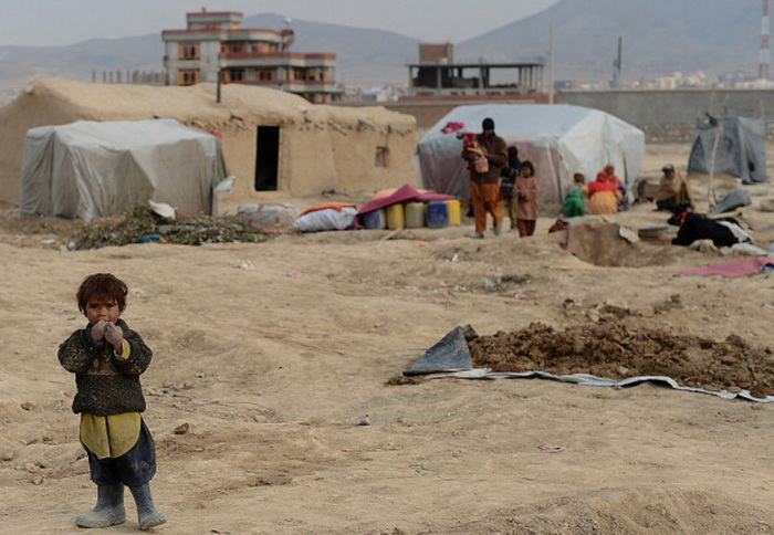 Афганистан. Фото:  SHAH MARAI/AFP/Getty Images