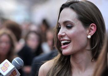 Анджелина Джоли. Фото:  George Pimentel/ Getty Images