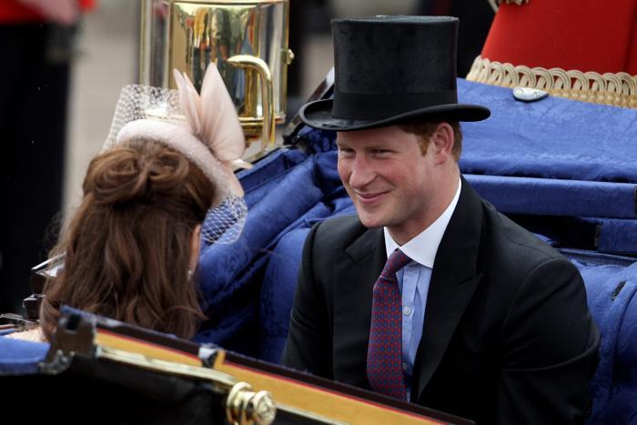 Принц Гарри и Екатерина. Фоторепортаж. Фото: Dan Kitwood/Getty Images