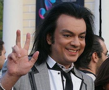 Филипп Киркоров, звезда российского шоу-бизнеса, на концерте в Софии объявил о рождении сына. Фото с сайта flickr.com