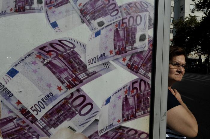 Финансовые органы Греции объявили о расследовании фактов коррумпированности 32-х государственных чиновников. Фото: LOUISA GOULIAMAKI/AFP/GettyImages