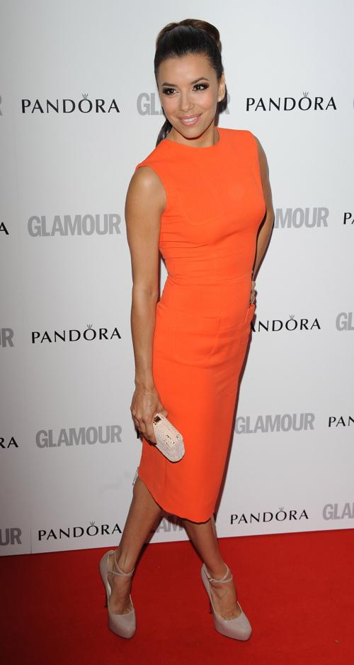 Знаменитости на церемонии награждения Glamour Women of the Year в Лондоне. Eva Longoria. Фоторепортаж. Фото: Stuart Wilson/Getty Images