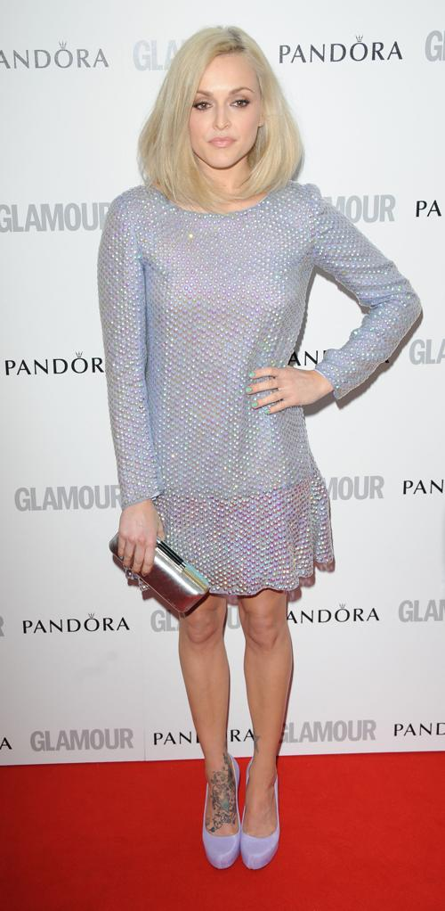 Знаменитости на церемонии награждения Glamour Women of the Year в Лондоне. Fearne Cotton. Фоторепортаж. Фото: Stuart Wilson/Getty Images
