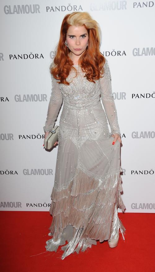 Знаменитости на церемонии награждения Glamour Women of the Year в Лондоне. Paloma Faith. Фоторепортаж. Фото: Stuart Wilson/Getty Images