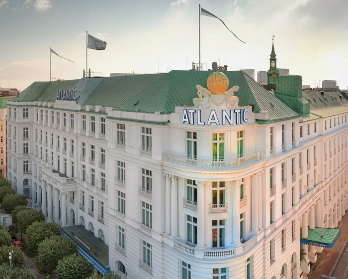 Отель Atlantic Kempinski сверкает новым глянцем. Фото: Hotel Atlantic Kempinski Hamburg