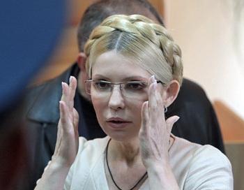 Юлия Тимошенко. Фото: news.mail.ru