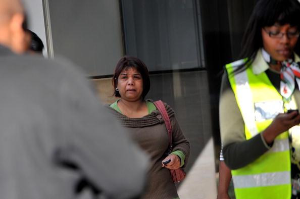 Семьи погибших выезжают в Триполи, столицу Ливии. Компания позаботилась обеспечить их пребывание на месте катиастрофы. Забронированы места в гостиницах. Фото: ALEXANDER JOE/AFP/Getty Images