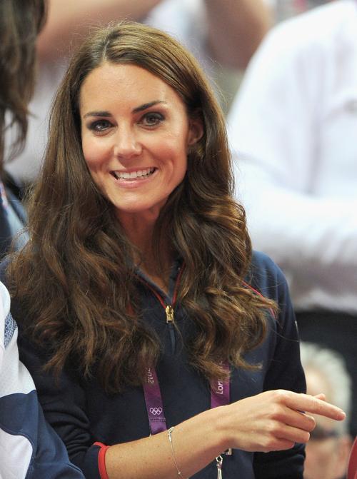 Герцогиня Кембриджская посещает Олимпийские игры.  Фоторепортаж. Фото: Pascal Le Segretain/Getty Images