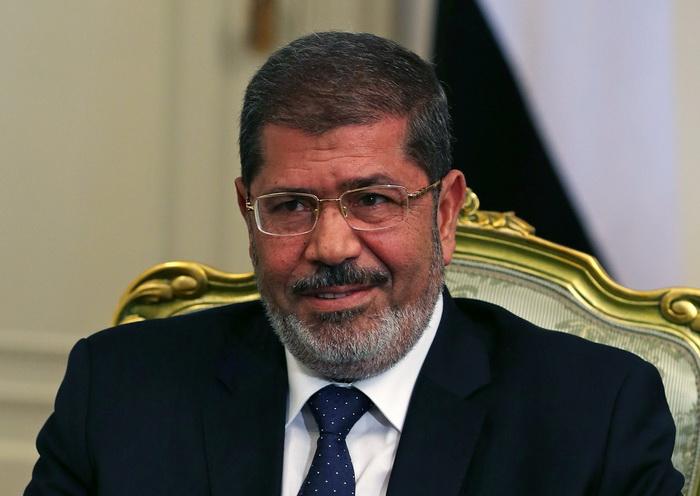 Президент Египта Мохаммед Мурси 31 июля 2012 г. Фото: Mark Wilson/Getty Images