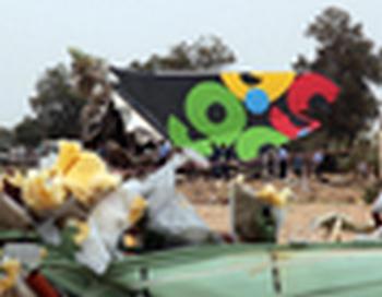 В Триполи столице Ливии разбился пассажирский самолет. 104 человека погибли, выжил один 10-летний мальчик из Голландии. Фото: MAHMUD TURKIA/AFP/Getty Images
