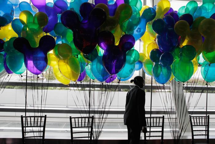 На презентации программы «Магия здорового образа жизни». Фоторепортаж. Фото: Chip Somodevilla/Getty Images