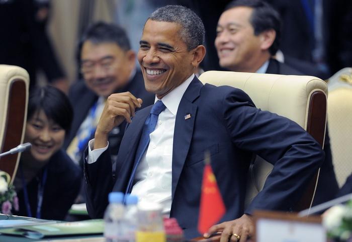 Барак Обама. Фото: JEWEL SAMAD/AFP/Getty Images