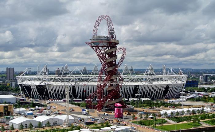 Олимпийский стадион в Лондоне 4 июля 2012 г. Фото: Steve Rose/Getty Images