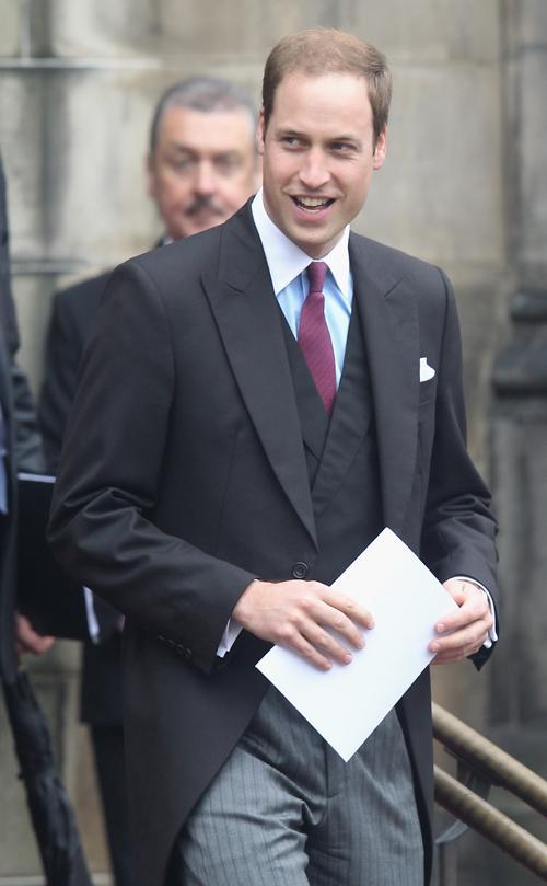 Королева Елизавета II  провела посвящение в рыцари Ордена Чертополоха принца Уильяма. Фоторепортаж. Фото: Chris Jackson/Getty Images