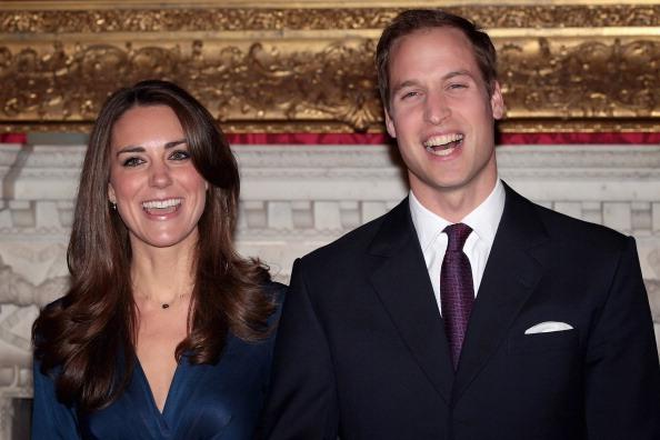 Принц Уильям женится на Кейт Миддлтон в 2011 году. Фото: Chris Jackson /Getty Images