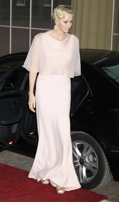 Шарлен княгиня монако беременна фото