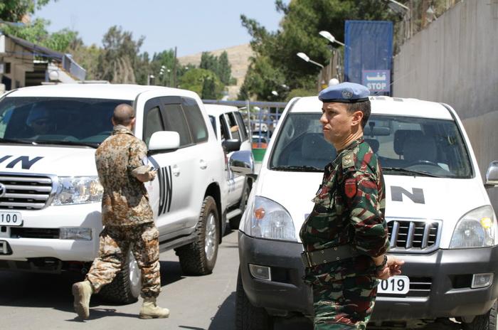 Сирийские власти освободили 275 заключенных, которые не были вовлечены в убийство во время участия в народном восстании против президента Башара аль-Асада. Фото:  STR/AFP/GettyImages