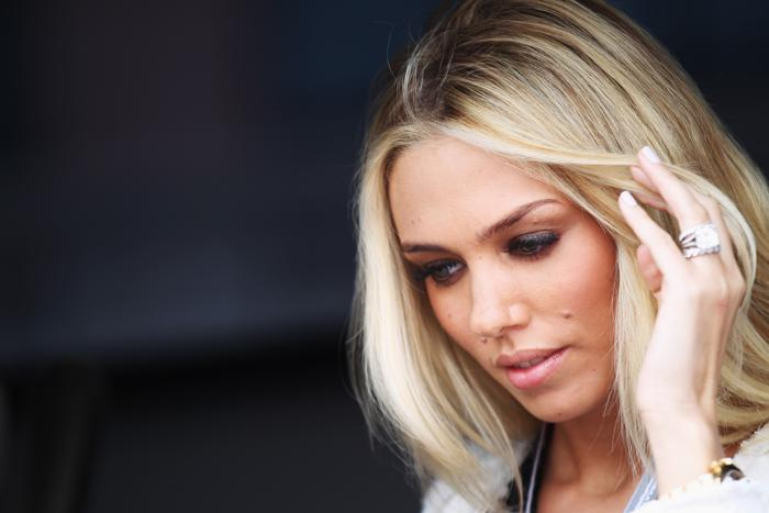 Знаменитости на Гран-при Монако. Петра Экклстоун (Petra Ecclestone). Фоторепортаж. Фото: Clive Mason/Getty Images