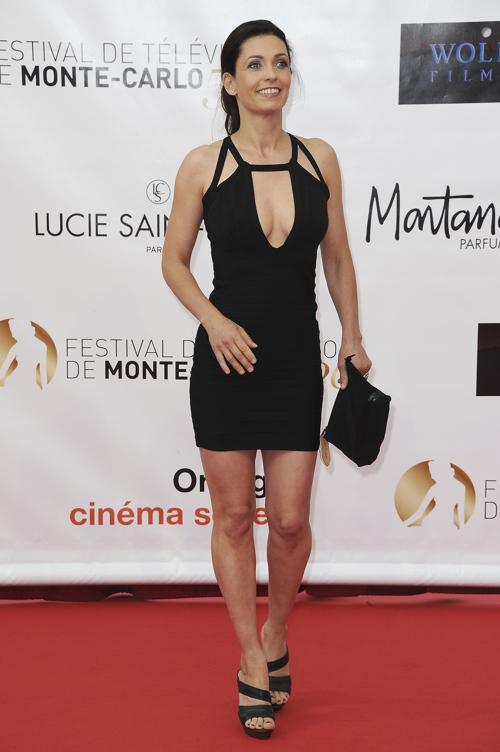 Знаменитости на церемонии открытия телевизионного фестиваля в Монте-Карло. Adeline Blondieau. Фоторепортаж. Фото: Pascal Le Segretain/Getty Images