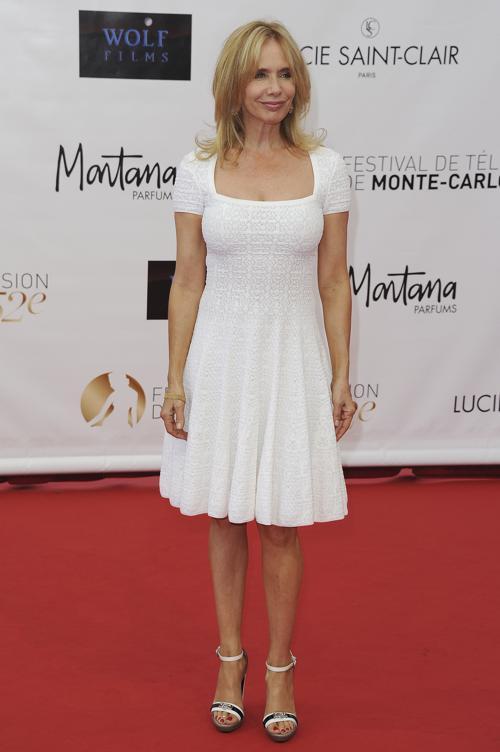 Знаменитости на церемонии открытия телевизионного фестиваля в Монте-Карло. Rosanna Arquette. Фоторепортаж. Фото: Pascal Le Segretain/Getty Images