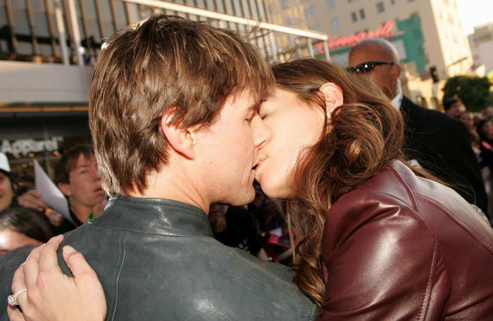 Том Круз и Кэти Холмс сообщили о  разводе:  взгляд в прошлое. Фоторепортаж. Фото: Getty Images