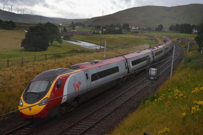 a report of virgin rail ltd a passenger train operator First rail is one of the uk's most and one open access passenger rail our open access service is the uk's most popular train operator.