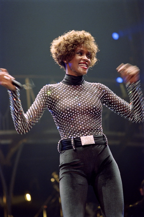 Whitney Houston. Фото:  BERTRAND GUAY/AFP/GettyImages