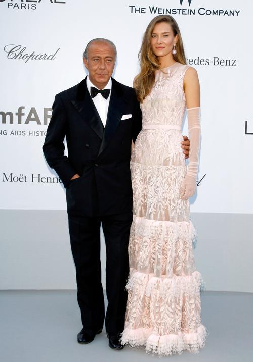 Знаменитости на мероприятии 2012 amfARs Cinema Against AIDS во Франции. President and Founder of the company de Grisogono Fawaz Gruosi . Фоторепортаж. Фото: Andreas Rentz/Getty Images