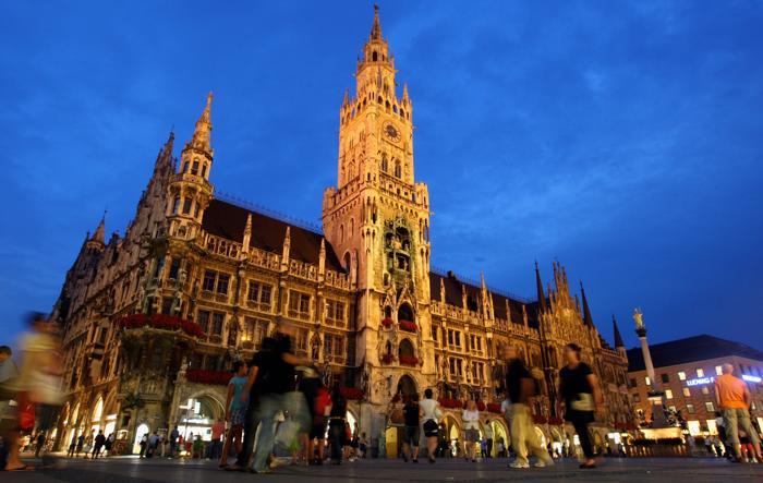 Мюнхен, Германия. Фото: Miguel Villagran/Getty Images