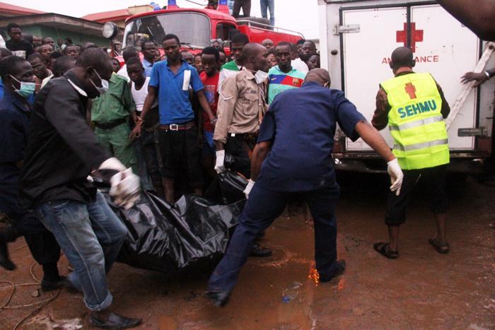 В Нигерии разбился самолет – 153 пассажира погибли. Фоторепортаж. Фото: EMMANUEL AREWA/AFP/GettyImages