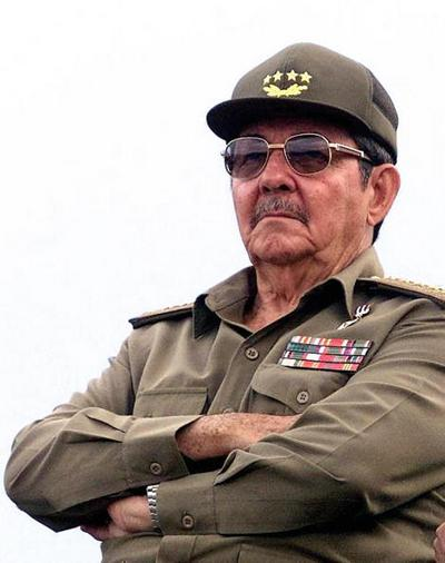 Рауль Кастро – брат Фиделя и лидер Кубы. Фото: ADALBERTO ROQUE/AFP/Getty Images