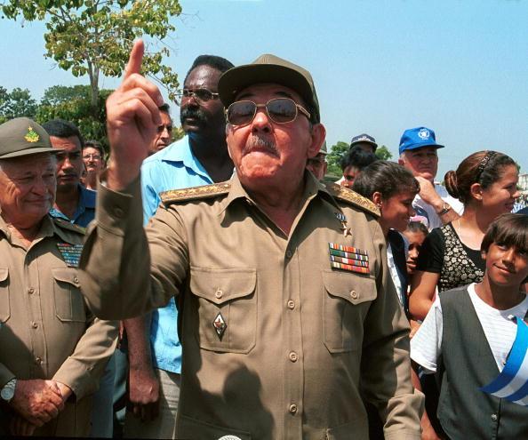 Рауль Кастро – брат Фиделя и лидер Кубы.. Фото: ADALBERTO ROQUE/AFP/Getty Images